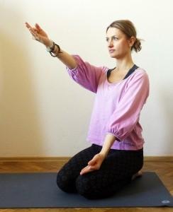 Hormonální jóga - Uklidňující cvik SÓ HAM