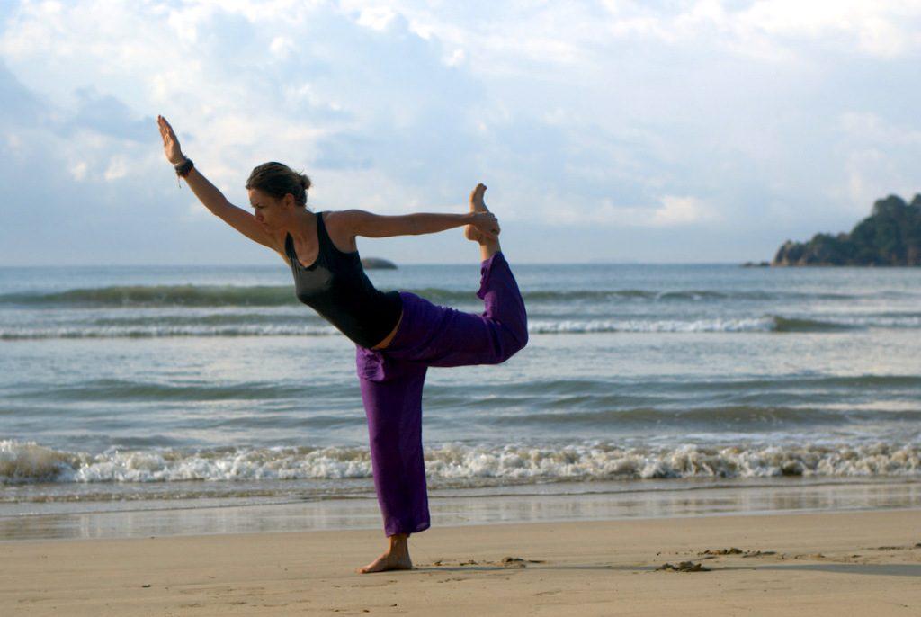 hormonální jóga a pms